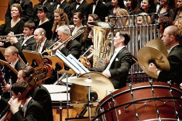 Віденський Концерт-Гала Йоганна Штрауса. K&K Philharmoniker