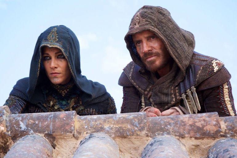 Assassin's Creed. Смотрите в кинотеатрах вашего города