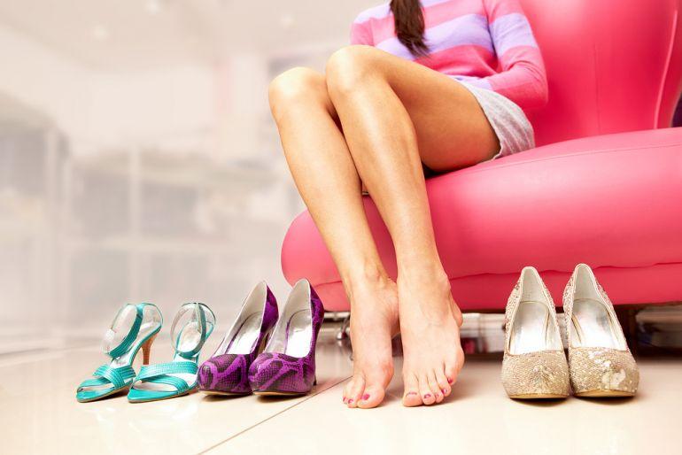 Как правильно подобрать туфли под платье?