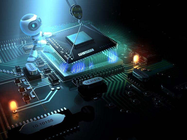 Качественный процессор