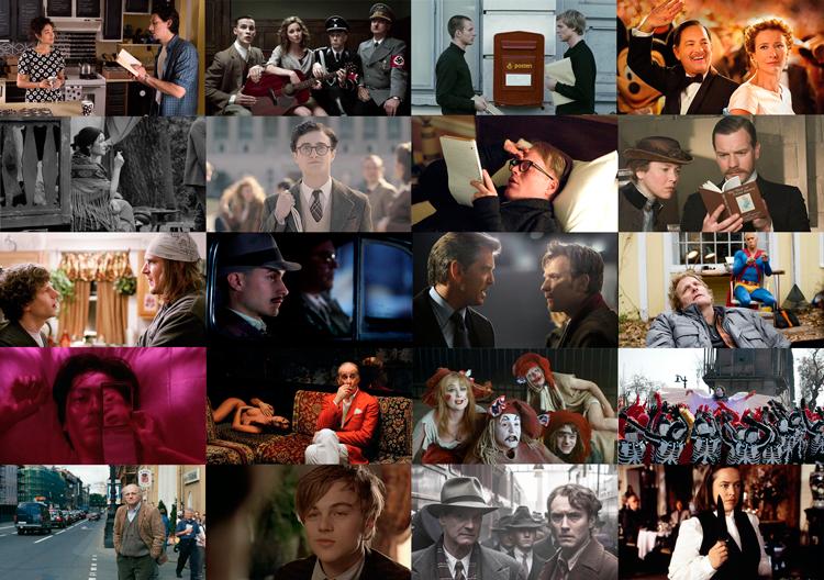 Топ 20 фильмов о писателях