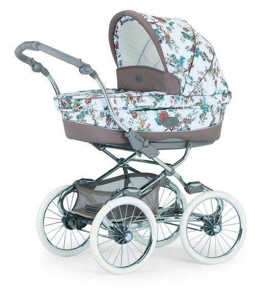 Составляющие детской коляски