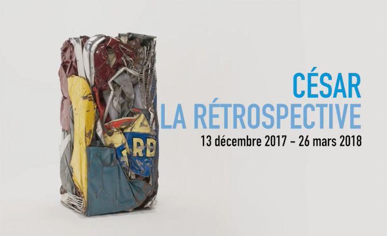 Французская ретроспектива Сезара Бальдаччини в Центре Жоржа Помпиду