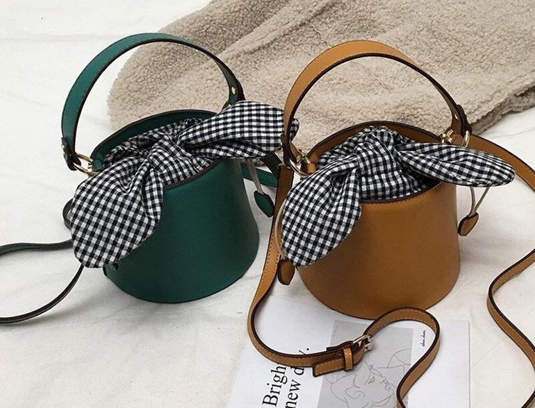 f6bc19f8c876  Женские сумки через плечо или сумки-мешки. Что выбрать