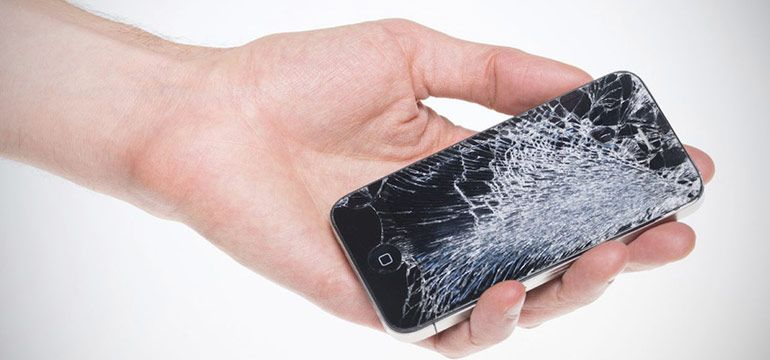 замена стекла в телефоне