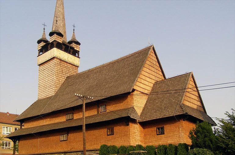 Старинная украинская архитектура на чешских землях. Достопримечательности Чешской Республики