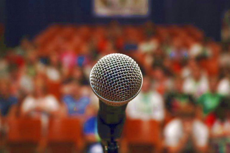 Выступление пред публикой