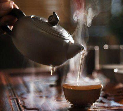 Чайная церемония как искусство