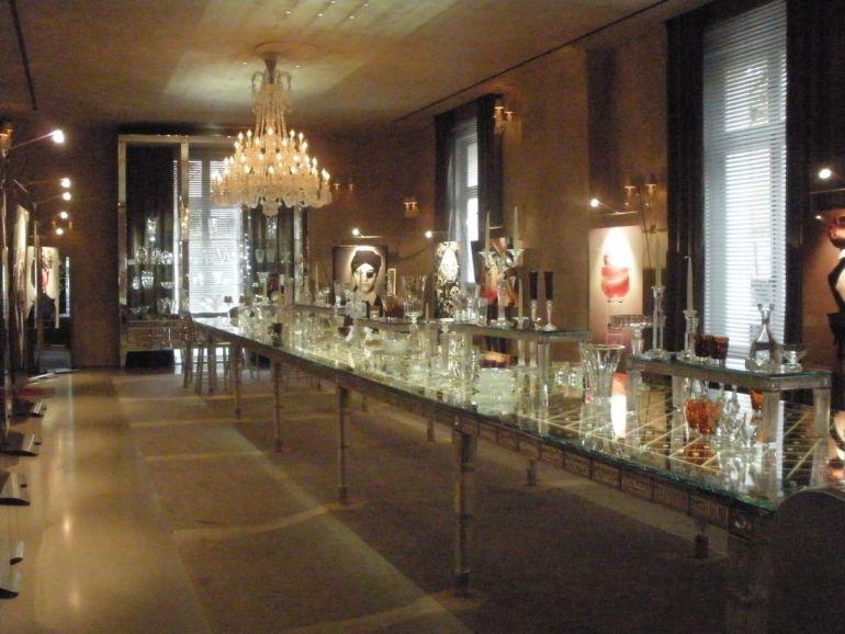 Парижский Музей Баккара. Портал Эксперимент