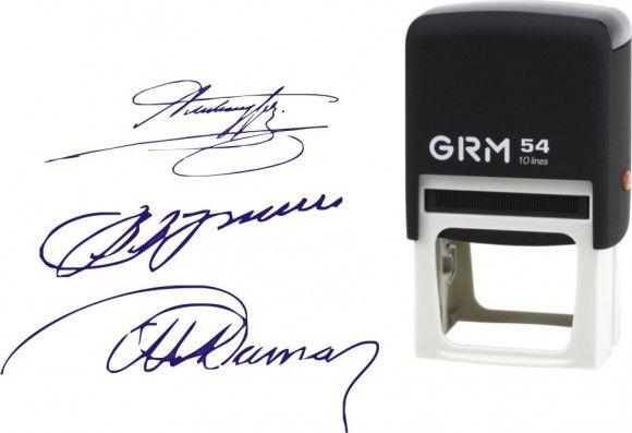 Что такое факсимиле подписи. Области применения
