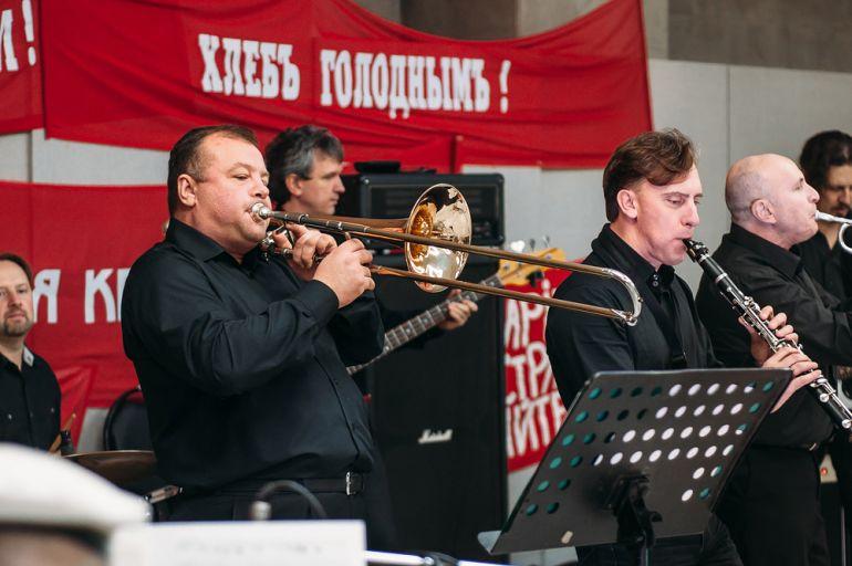 В Арт-ночи «Пролеткульт в Ленинском»  приняли участие представители разных стран