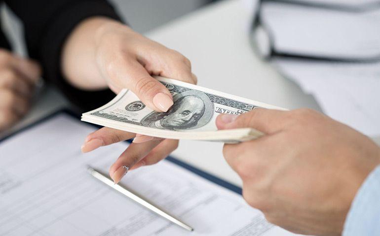 погашение кредита