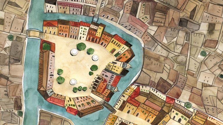 «Шекспир в гетто: читаем Венецию справа налево»