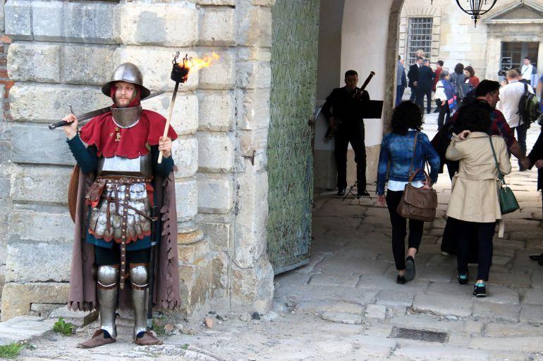 Святкування Міжнародного дня музеїв у Підгірцях