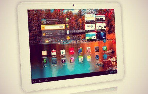 Fly IQ360 3G - новинка на рынке планшетов