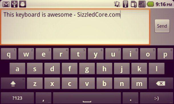 Переключение клавиатуры на Андроиде