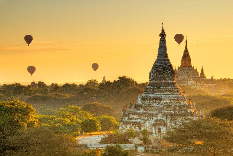 Мьянма. Путешествия на портале Эксперимент