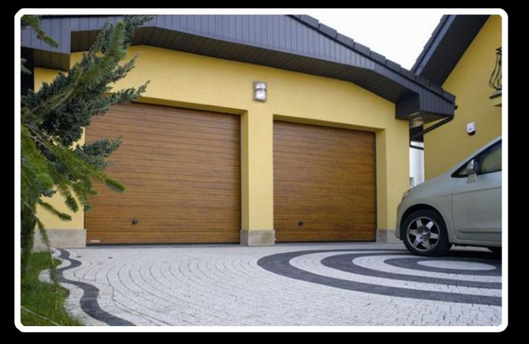 виды и типы автоматики для гаражных ворот