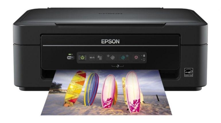 Струйный принтер Эпсон