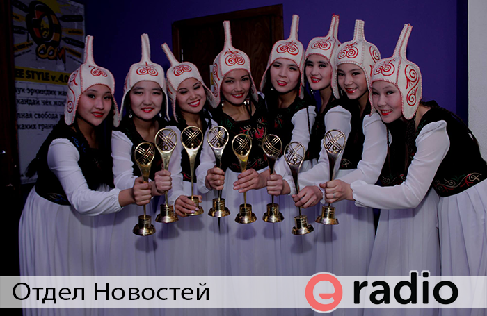 Отдел Новостей - Ника Жолдошева