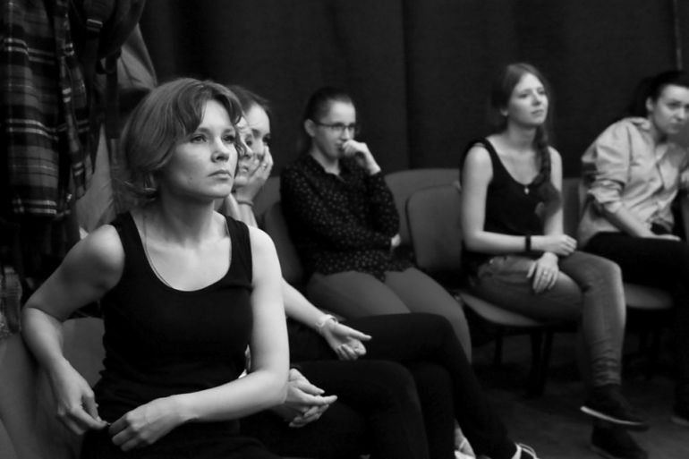 Репертуар на сентябрь. Афиша Театра Драматических Импровизаций (ТДИ) 2019