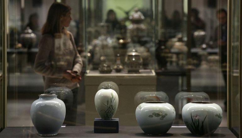Эрмитаж приглашает окунуться в удивительный мир японского искусства