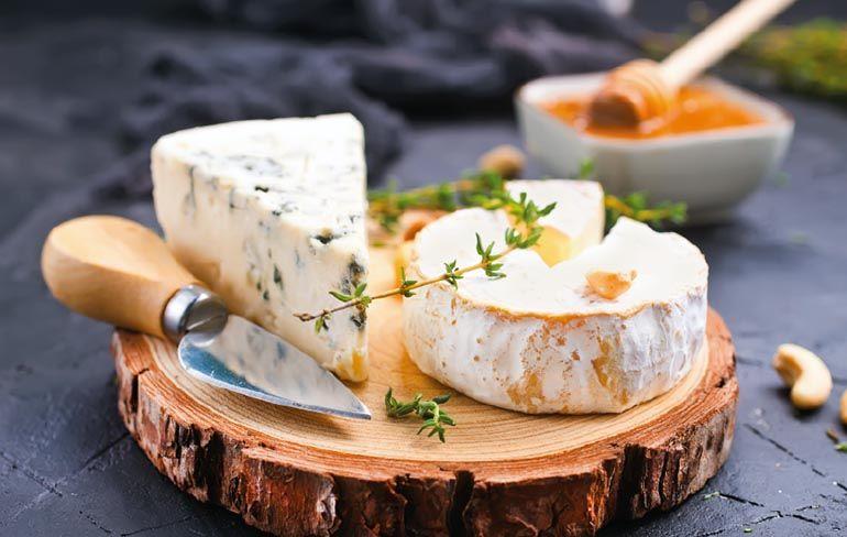 Сыр Бле де Бресс. Bleu de Bresse