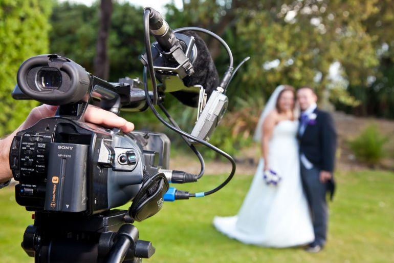 Видеосъёмка. Свадьба