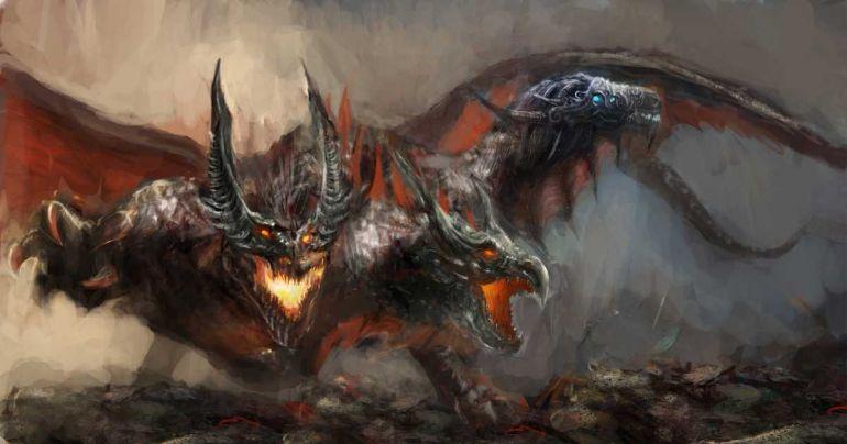 Криптозоология мифические и легендарные существа