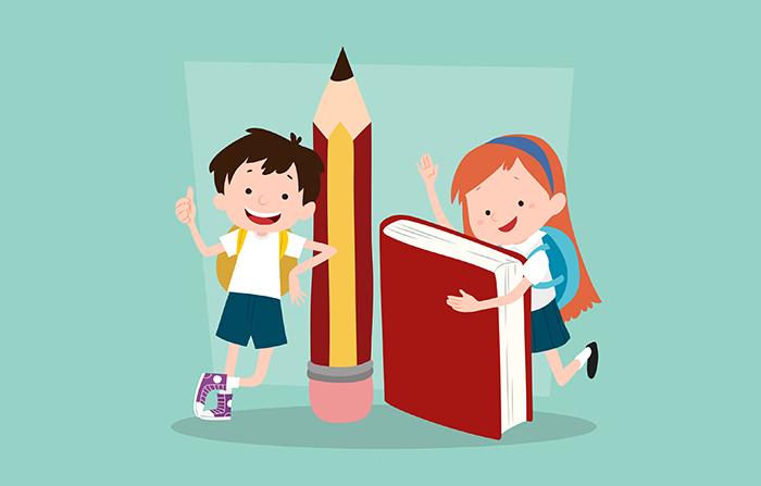 Как дети обучаются языку