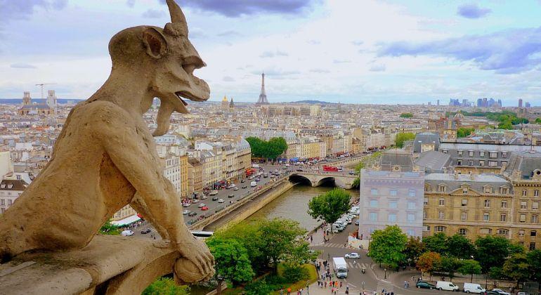 Культурная жизнь Парижа. Памятка туриста