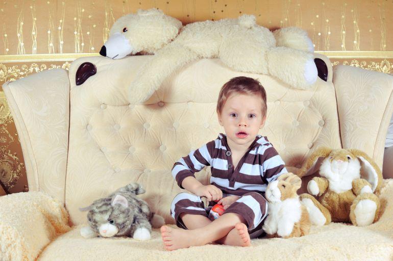 мягкая мебель. Детский диван