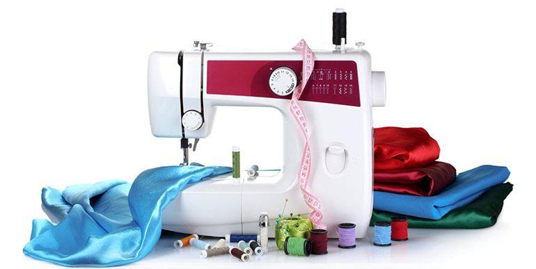 промышленные и бытовые швейные машины