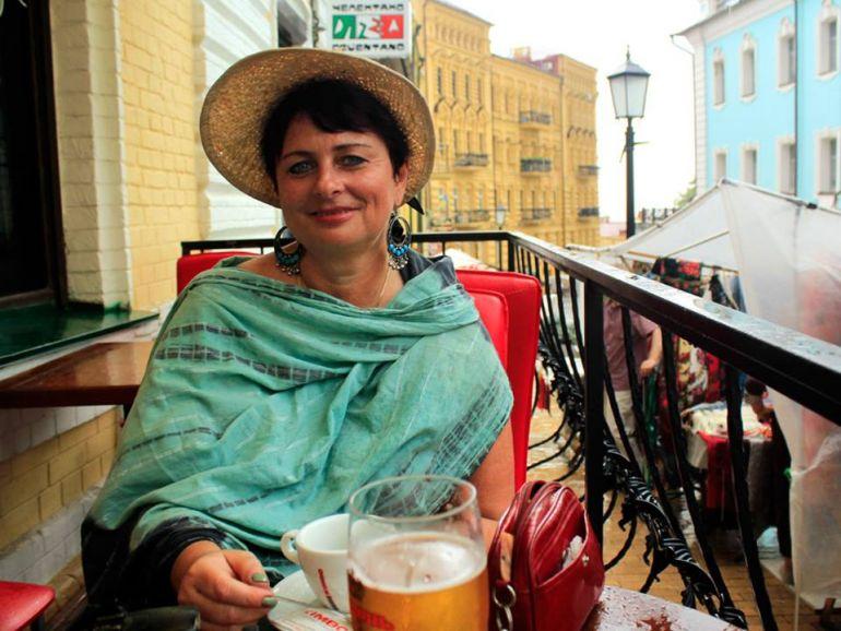 Татьяна Гурьева. Интервью с писателем