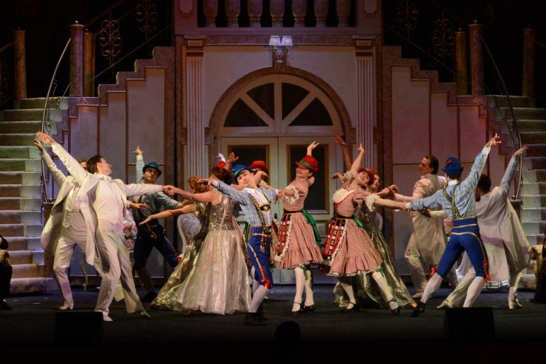 Анонс вистав київського театру оперети у жовтні