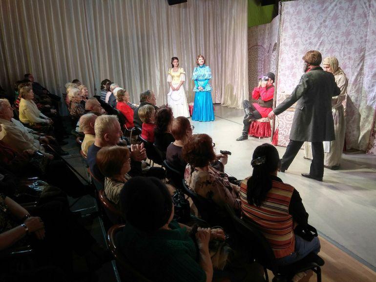 Музыкальный театр принял участие в акции #ЩедрыйВторник