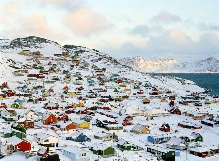 Самый большой остров на Земле. Гренландия. Видеопутешествия на портале Эксперимент