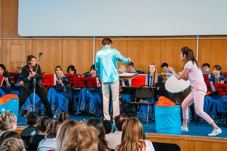 Летние концерты 2018. Ульяновская филармония