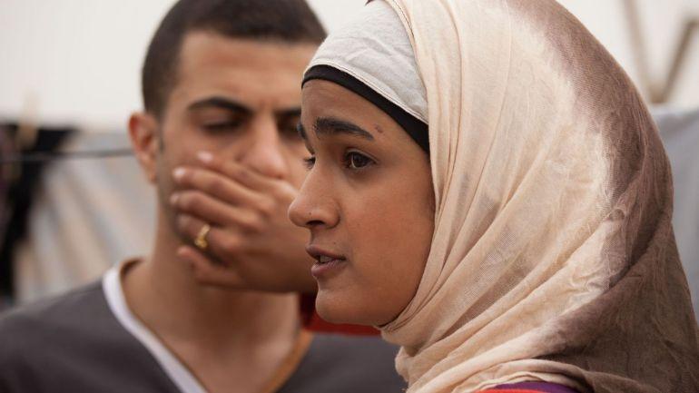 Песчаная буря - фильм о культуре и традициях Ближнего Востока