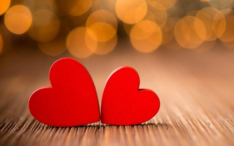День святого Валентина. Подарки
