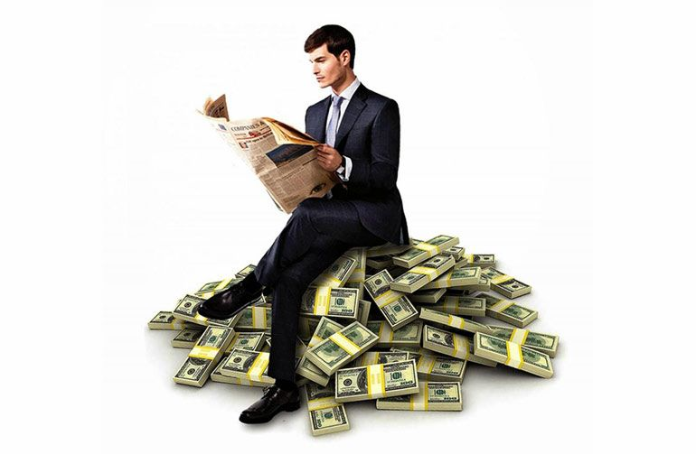 Дмитрий Ротарь – финансист