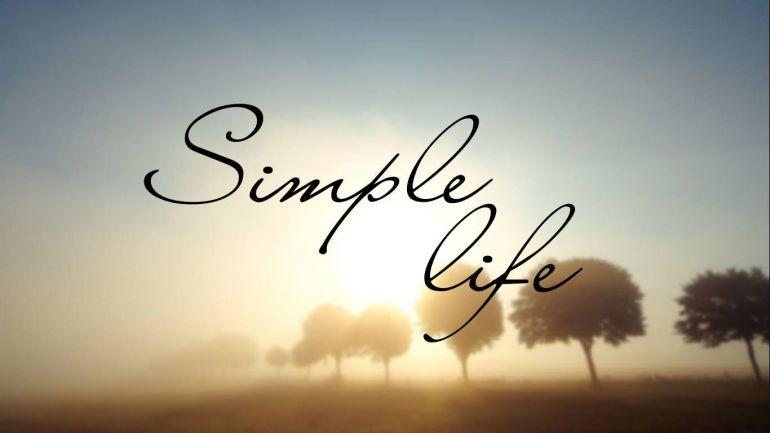 Просте життя: архаїчна концепція або філософія майбутнього?