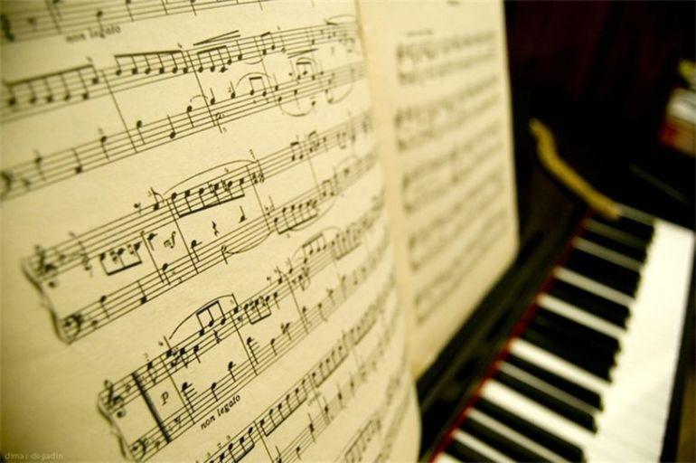 Использование итальянских слов в музыке