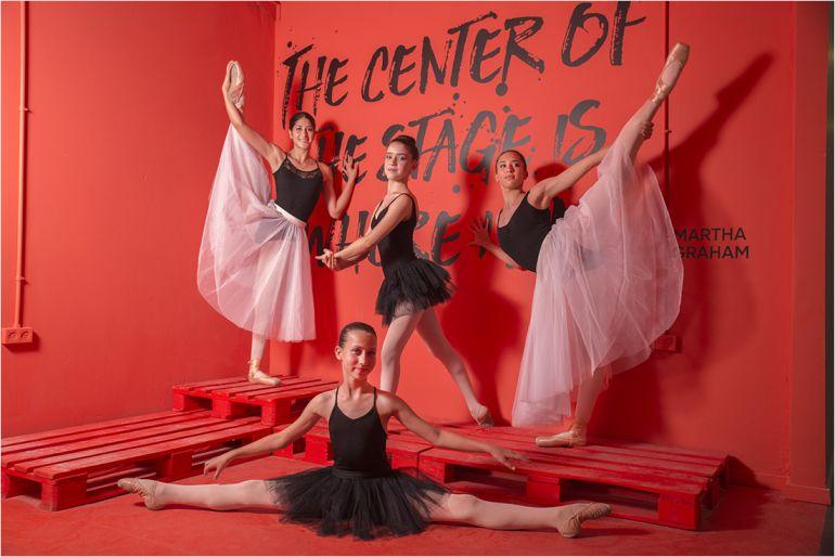 Летние балетные международные профессиональные курсы для детей и юношества в центре «Бикурей ха-Итим». Афиша Тель-Авив 2018