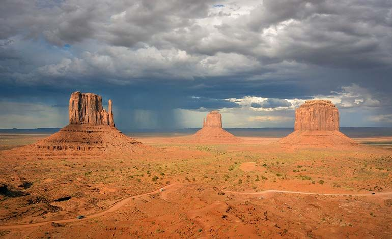 Америка. Пустыни
