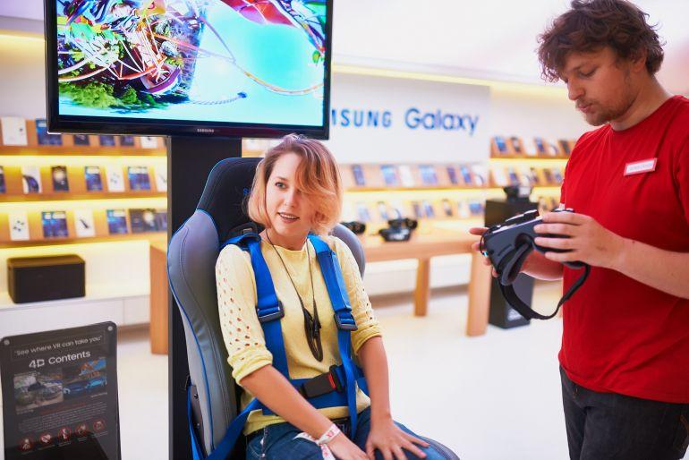MULTIPLEX «Samsung Electronics Украина» и Discovery Networks презентовали результат новой коллаборации.