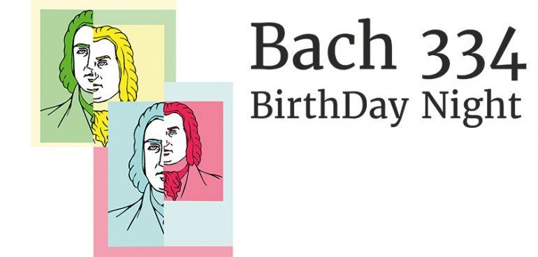 Bach 334 BirthDay Night. Львівська філармонія. Афіша 2019