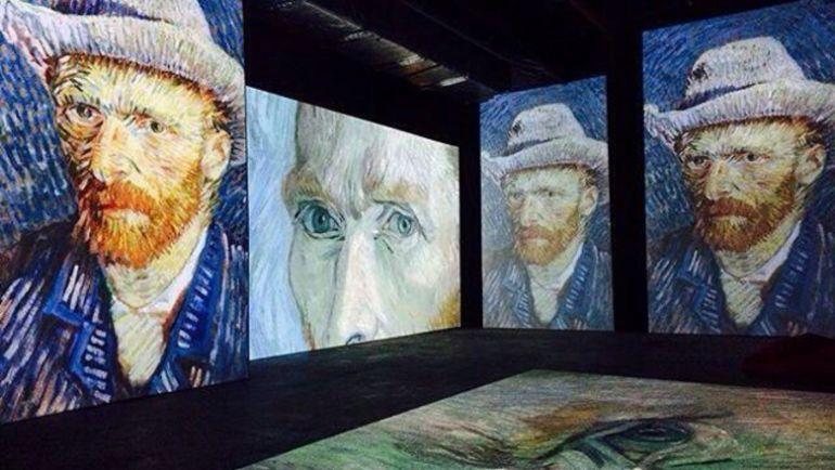 Выставка «Винсент Ван Гог: оживающие полотна».  Тольяттинский художественный музей. Афиша музея 2019