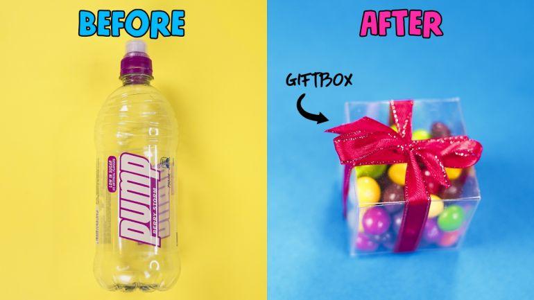 16 способов креативного использования пластиковых бутылок