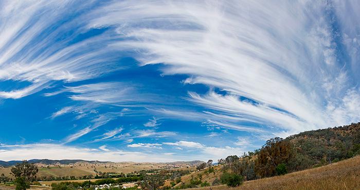 Самые задаваемые в мире вопросы: «Почему небо голубое?»